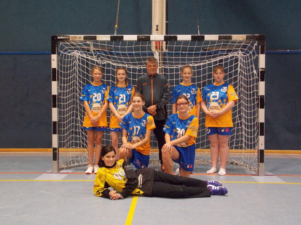 w.C-Jugend Mannschaftsfoto